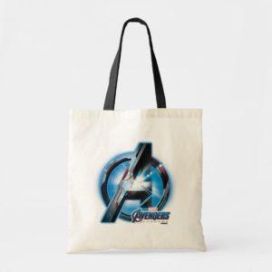 Avengers: Endgame | Avengers Hi-Tech Logo Tote Bag