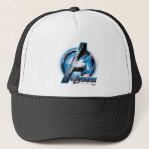 Avengers: Endgame | Avengers Hi-Tech Logo Trucker Hat