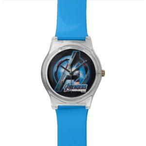 Avengers: Endgame | Avengers Hi-Tech Logo Watch
