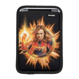 Avengers: Endgame | Captain Marvel Avengers Logo iPad Mini Sleeve
