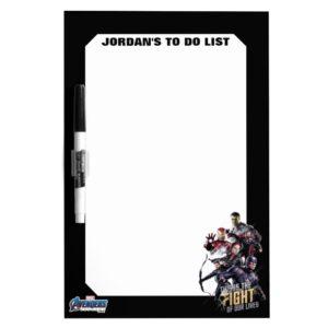 "Avengers: Endgame | ""Fight Of Our Lives"" Avengers Dry Erase Board"