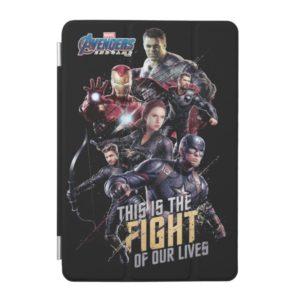 "Avengers: Endgame | ""Fight Of Our Lives"" Avengers iPad Mini Cover"