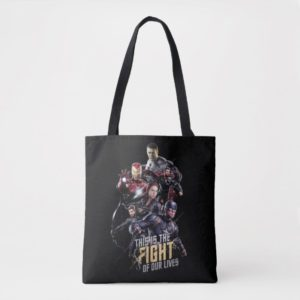 "Avengers: Endgame | ""Fight Of Our Lives"" Avengers Tote Bag"