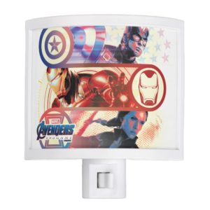 Avengers: Endgame | Heroes & Icons Graphic Night Light