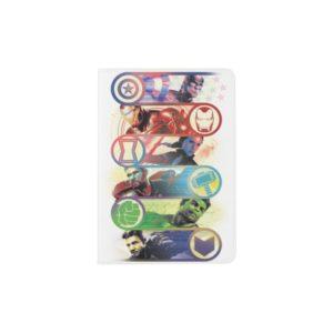 Avengers: Endgame | Heroes & Icons Graphic Passport Holder