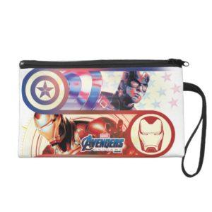 Avengers: Endgame | Heroes & Icons Graphic Wristlet