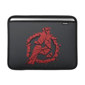 Avengers: Endgame | Shattered Avengers Logo MacBook Air Sleeve
