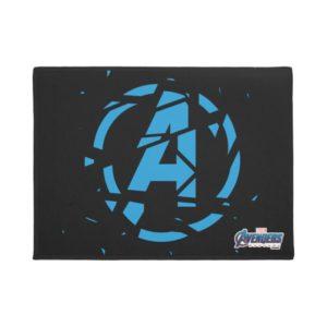 Avengers: Endgame | Splintered Avengers Logo Doormat