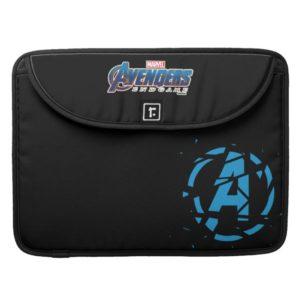Avengers: Endgame | Splintered Avengers Logo MacBook Pro Sleeve