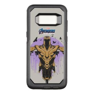 Avengers: Endgame | Thanos Armor Graphic OtterBox Commuter Samsung Galaxy S8 Case
