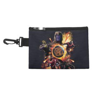 Avengers: Endgame | Thanos & Avengers Fire Graphic Accessory Bag