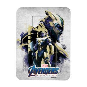 Avengers: Endgame | Thanos Character Graphic Magnet