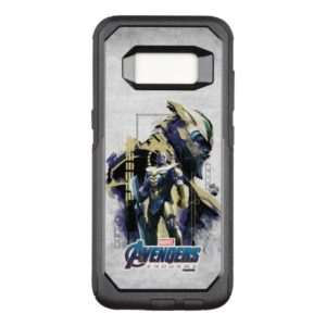 Avengers: Endgame | Thanos Character Graphic OtterBox Commuter Samsung Galaxy S8 Case
