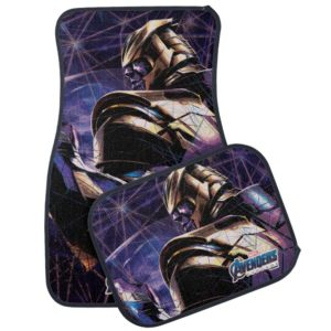 Avengers: Endgame | Thanos Fractured Graphic Car Floor Mat