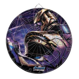 Avengers: Endgame | Thanos Fractured Graphic Dart Board