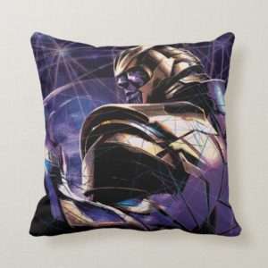 Avengers: Endgame | Thanos Fractured Graphic Throw Pillow