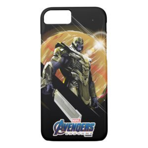 Avengers: Endgame | Thanos Planetary Graphic Case-Mate iPhone Case