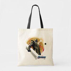 Avengers: Endgame | Thanos Planetary Graphic Tote Bag