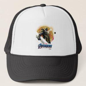 Avengers: Endgame | Thanos Planetary Graphic Trucker Hat
