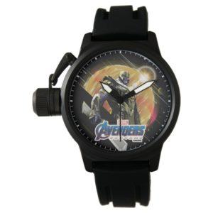 Avengers: Endgame | Thanos Planetary Graphic Watch