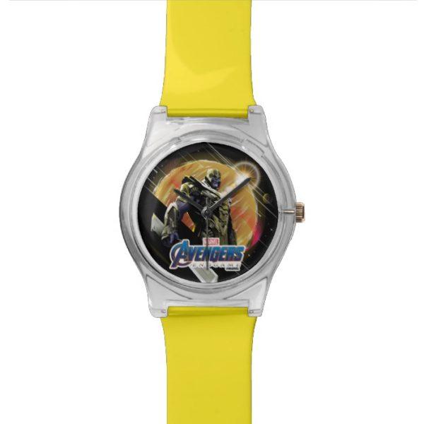 Avengers: Endgame   Thanos Planetary Graphic Watch