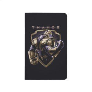 Avengers: Endgame | Thanos Shield Graphic Journal