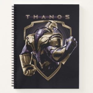 Avengers: Endgame | Thanos Shield Graphic Notebook