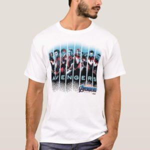 Avengers: Endgame | Avengers Assembled Lineup T-Shirt