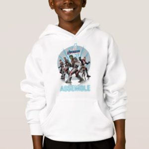 Avengers: Endgame | Avengers Group Stance Graphic Hoodie