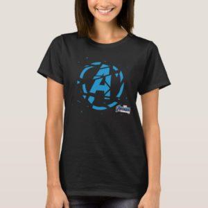 Avengers: Endgame | Splintered Avengers Logo T-Shirt
