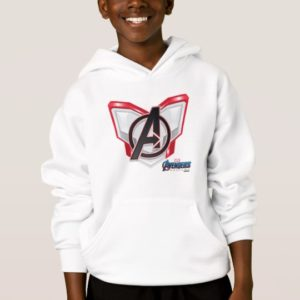 Avengers: Endgame | Avengers Chest Panel Logo Hoodie