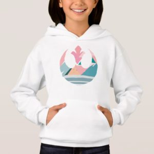 Alliance Starbird | Pastel Paper Cut Collage Hoodie