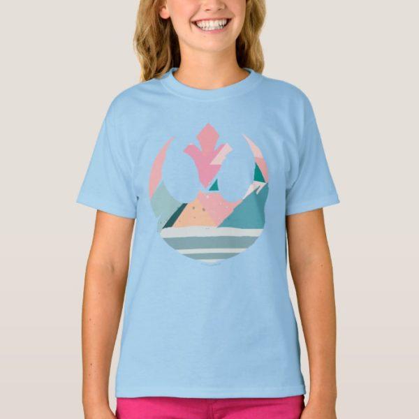 Alliance Starbird | Pastel Paper Cut Collage T-Shirt