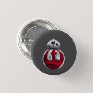 BB-8 | Rebel Alliance Symbol Button