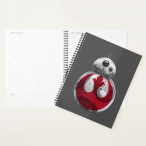 BB-8 | Rebel Alliance Symbol Planner