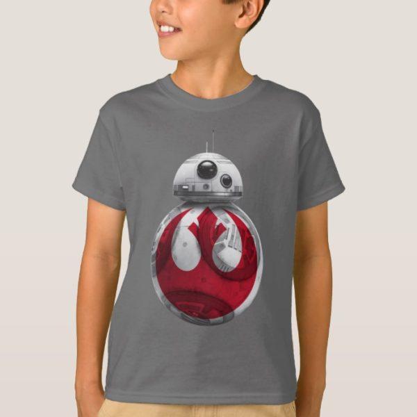 BB-8 | Rebel Alliance Symbol T-Shirt