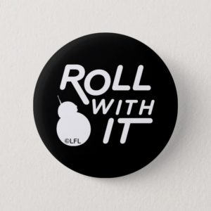 BB-8 | Roll With It Button