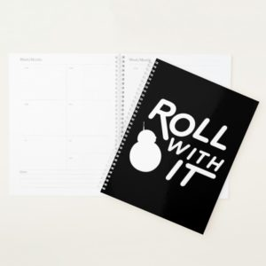 BB-8 | Roll With It Planner