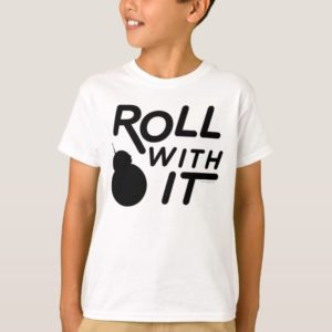 BB-8 | Roll With It T-Shirt