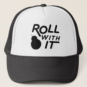 BB-8   Roll With It Trucker Hat