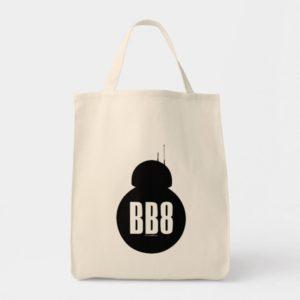BB-8 Silhouette Tote Bag