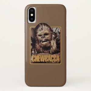 Chewbacca Badge Case-Mate iPhone Case