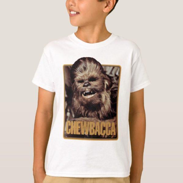 Chewbacca Badge T-Shirt