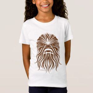 Chewbacca | Brown Tribal T-Shirt
