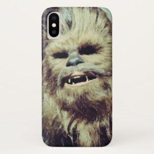 Chewbacca Photograph Case-Mate iPhone Case