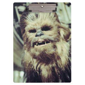 Chewbacca Photograph Clipboard
