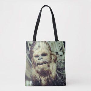 Chewbacca Photograph Tote Bag