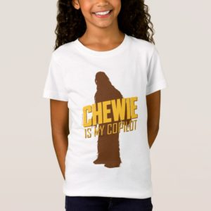 Chewie is My Copilot T-Shirt