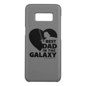 """Darth Vader """"Best Dad"""" Heart Silhouette Case-Mate Samsung Galaxy S8 Case"""