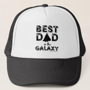 """Darth Vader """"Best Dad in the Galaxy"""" Trucker Hat"""